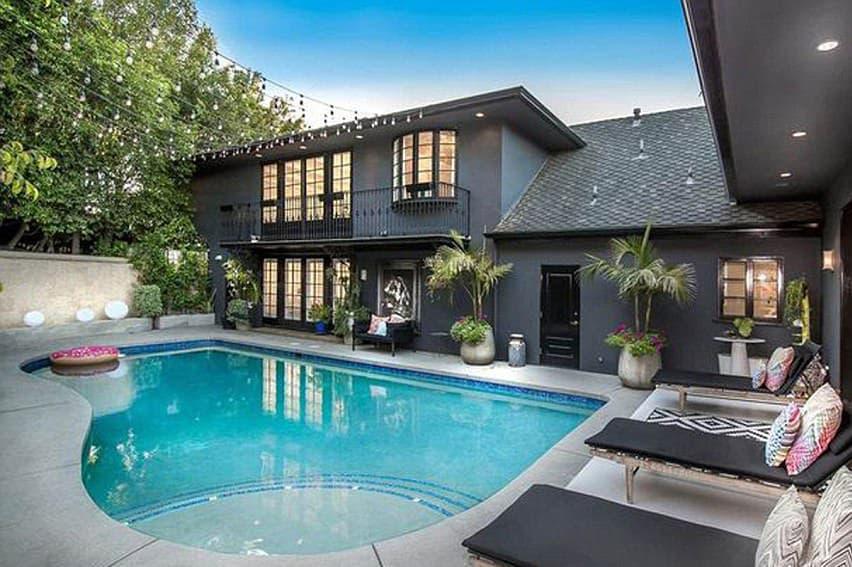 走進世界級 DJ Calvin Harris 的億萬豪宅
