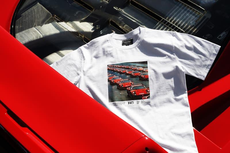 Period Correct 以 Ferrari F40 為靈感打造全新系列