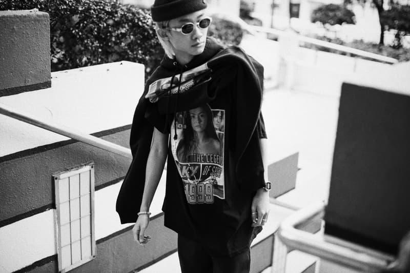Jerry 演繹 Raw Emotions x 共楽 Gung Lok 聯乘單品