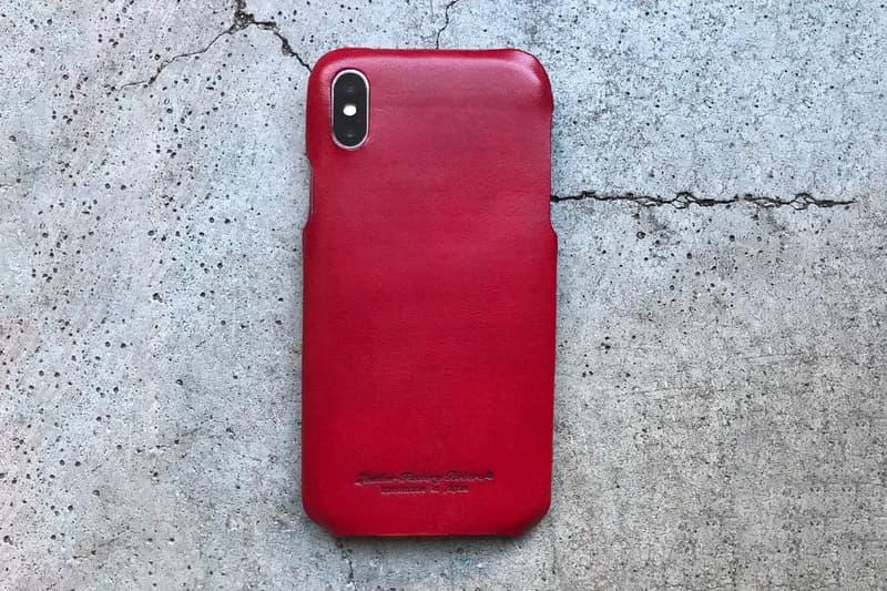 引頸以待 - Leather Factory Roberu 釋出 iPhone X 專屬皮革保護套