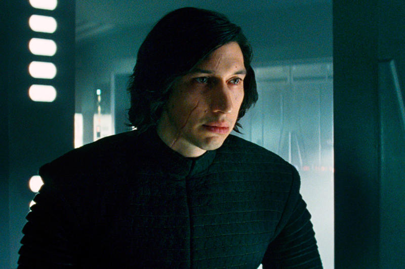 《Star Wars: The Last Jedi》Kylo Ren 扮演者 Adam Driver 為其平反!