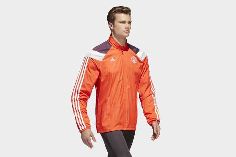 adidas 為 2018 波士頓馬拉松打造別注系列