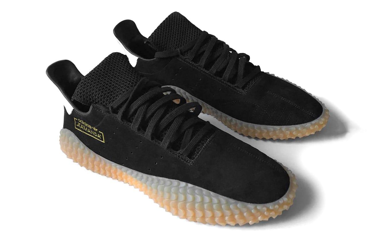 adidas Originals 全新鞋款Kamanda 曝光