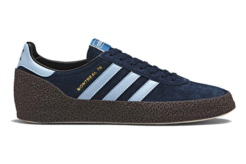 adidas Originals復刻 1976 年 Montreal 76 鞋款