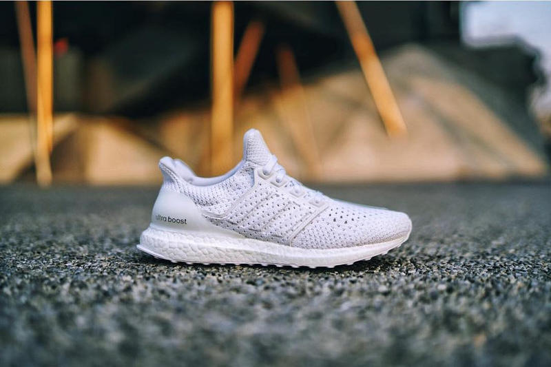 official photos 3e5e8 2d209 搶先預覽adidas 全新鞋款UltraBOOST Clima「Triple White」配色 ...