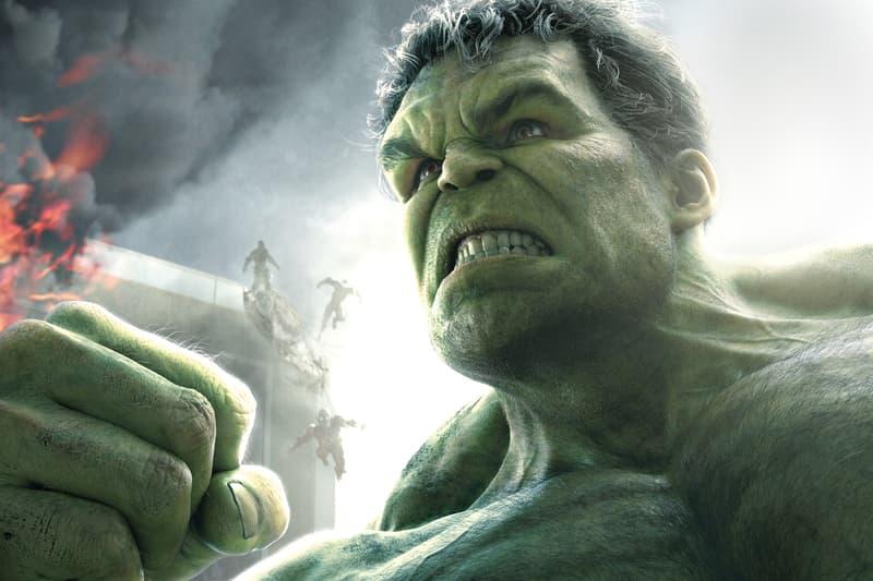 《Avengers: Infinity War》或許是我們最後一次看到 Hulk 的出現