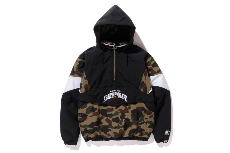 BAPE x Starter Black Label 2018 聯乘別注系列