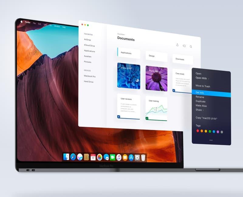 驚艷!無邊框 MacBook 概念筆記本電腦登場