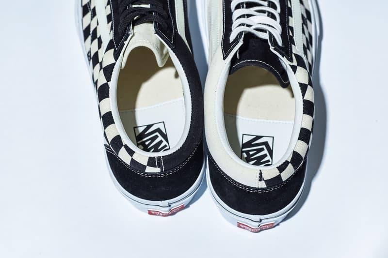 BILLY'S 獨佔 Vans V360OG「Crazy Check」全新鞋款