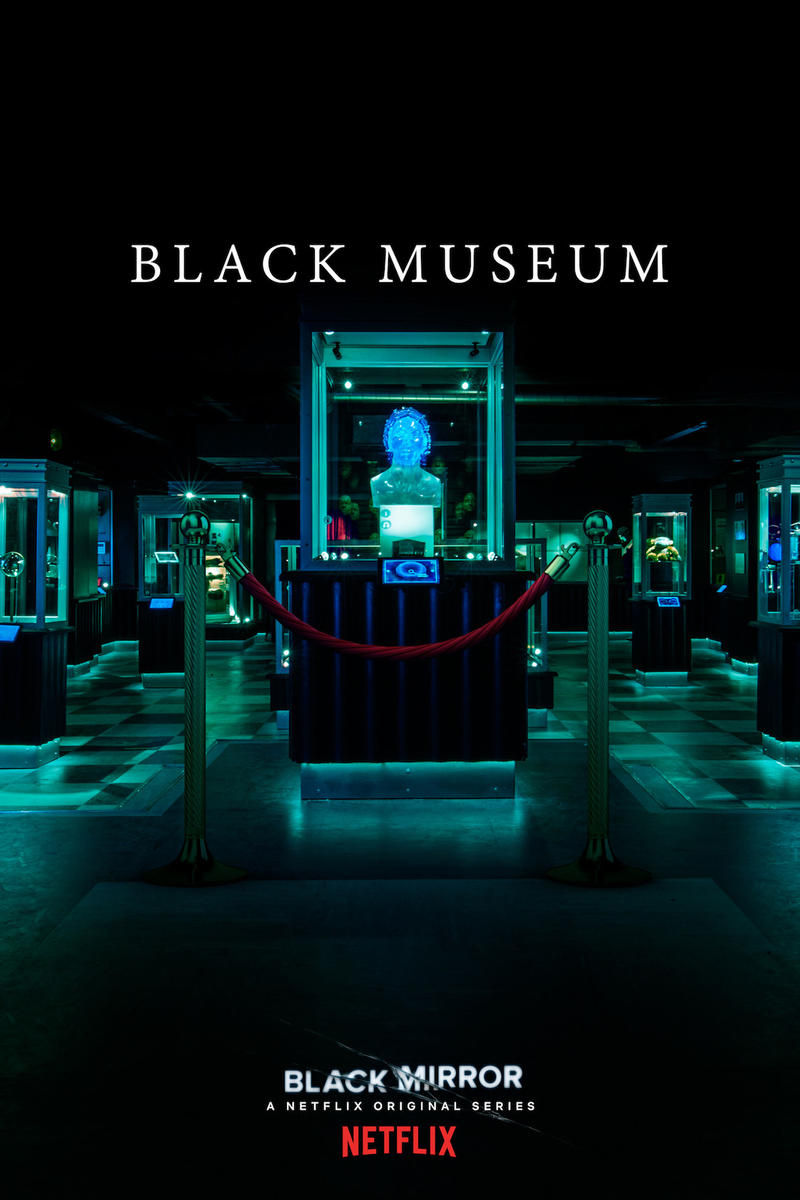 《Black Mirror》第 4 季正式預告上線