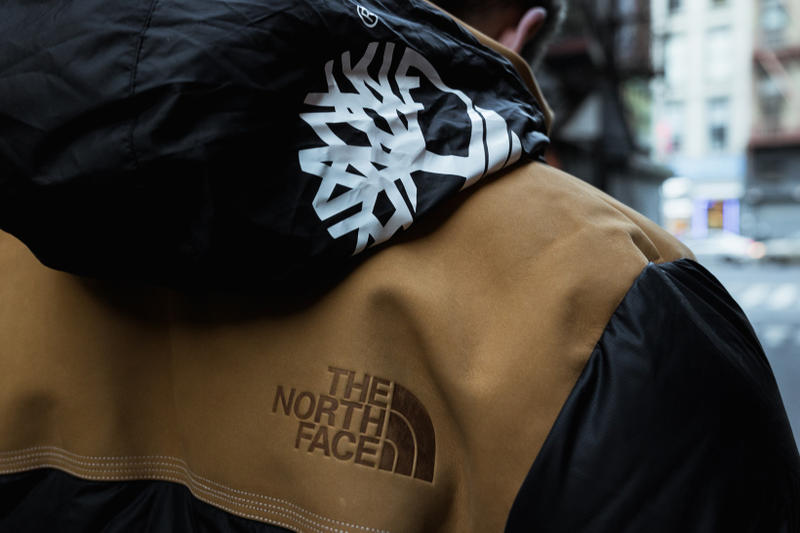 近賞 Timberland x The North Face 聯乘系列