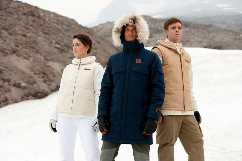 Columbia Sportswear 推出 Star Wars 主題「Echo Base」系列