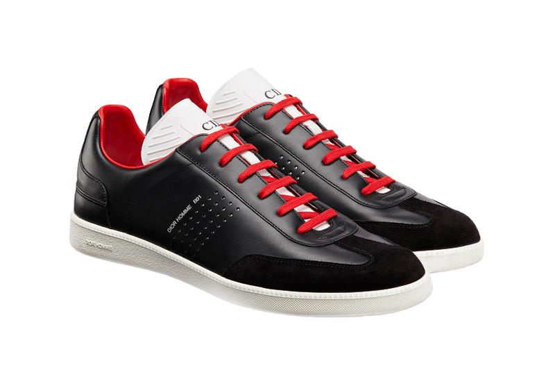 Dior Homme 推出 BMX 主題 B01 限量球鞋
