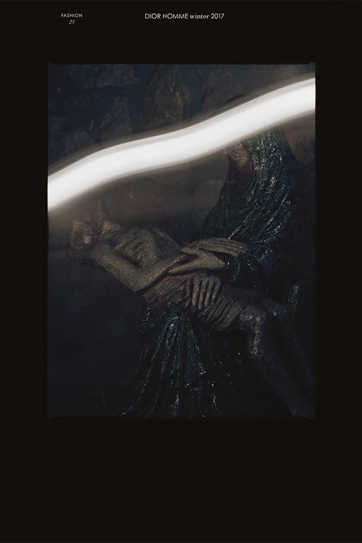 Fucking Young! 打造 Dior Homme 2017 冬季系列造型特輯