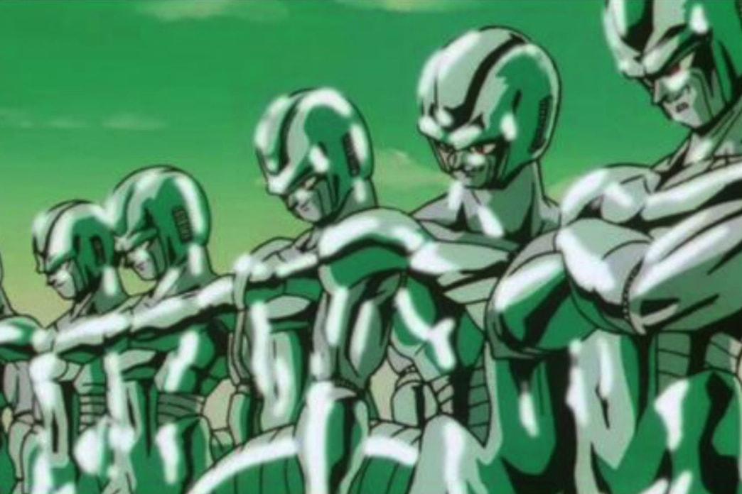 重現經典場景 - Bandai 推出《龍珠》劇場版中的「金屬古拉」玩具模型