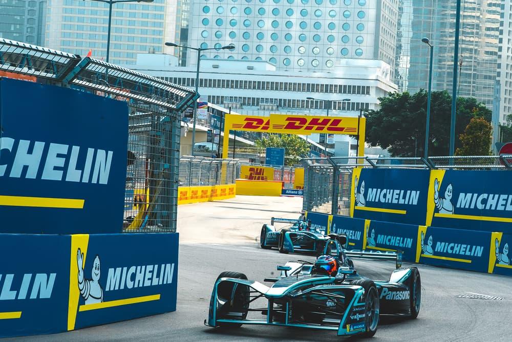 Formula E 電動方程式錦標賽香港站現場回顧