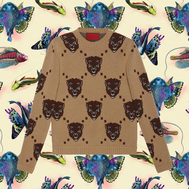 Gucci 為 Dover Street Market 打造全新獨佔系列