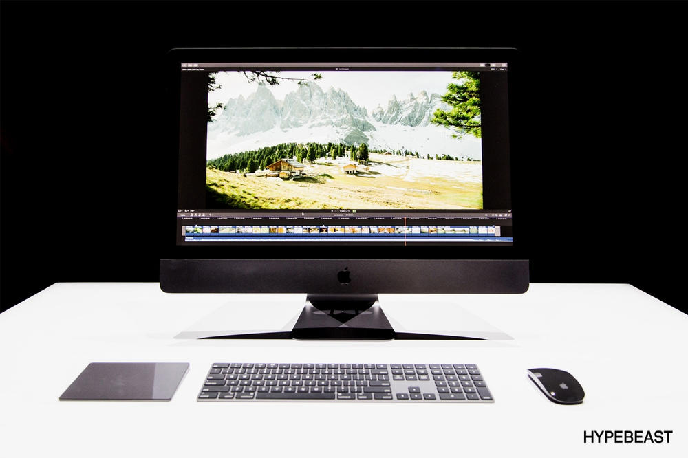 聖誕禮物-Apple 最強一體機 iMac Pro 將於 12 月 18 日正式登場