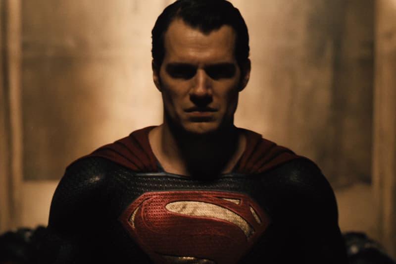 《Justice League》被證實有拍攝 Superman 黑色戰服造型