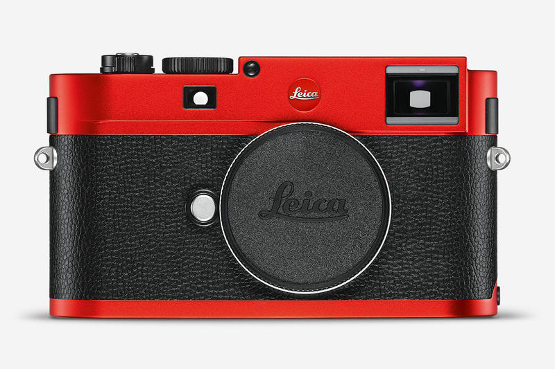 Leica M Typ 262 紅色特別限量版正式發佈