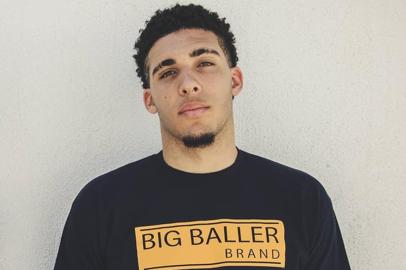 趁熱打鐵 - Big Baller Brand 將為 LiAngelo Ball 推出一款簽名籃球鞋