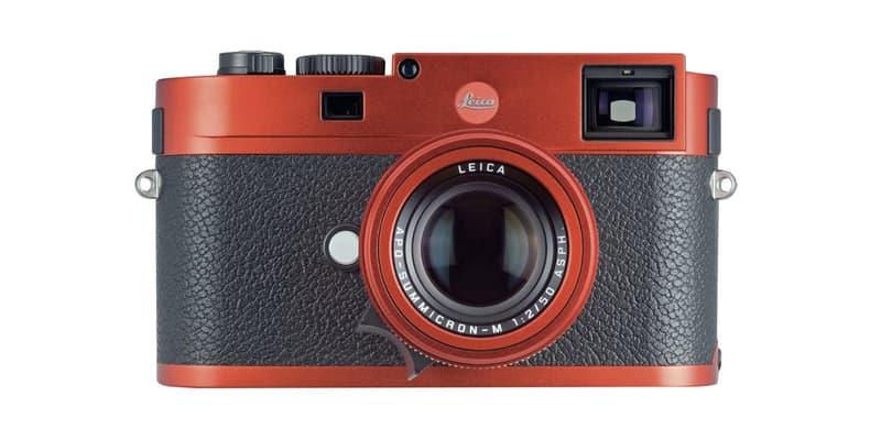 Leica M Typ 262 全新紅色限量版本亮相