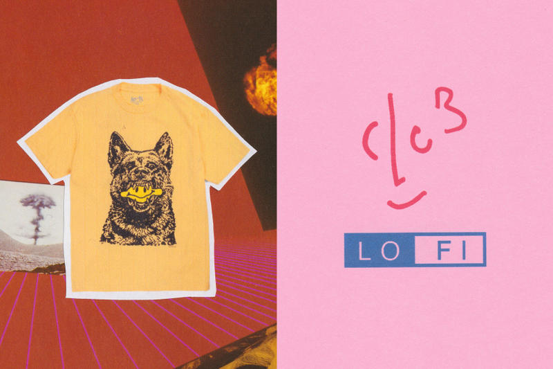 Lo-Fi 2017 秋冬 #003 系列 Lookbook