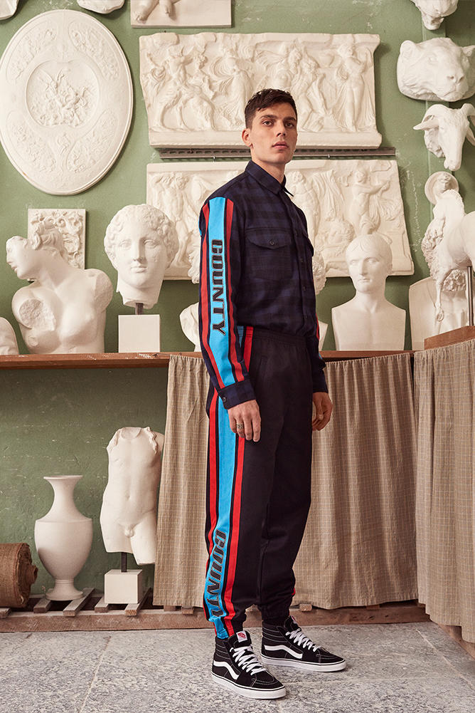 Marcelo Burlon County of Milan 2018 早秋系列 Lookbook