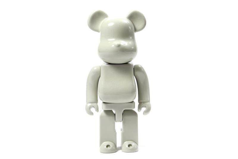Medicom Toy 推出陶瓷「Kutani Awata Yu」BE@ARBRICK 400% 玩偶