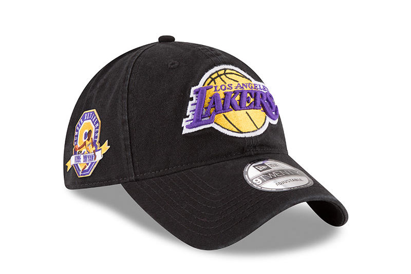 New Era x LA Lakers 全新聯乘帽款系列