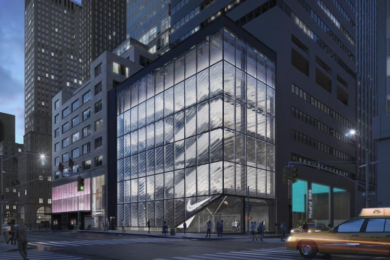 Nike 宣布計劃 2019 年在紐約落成全新旗艦店