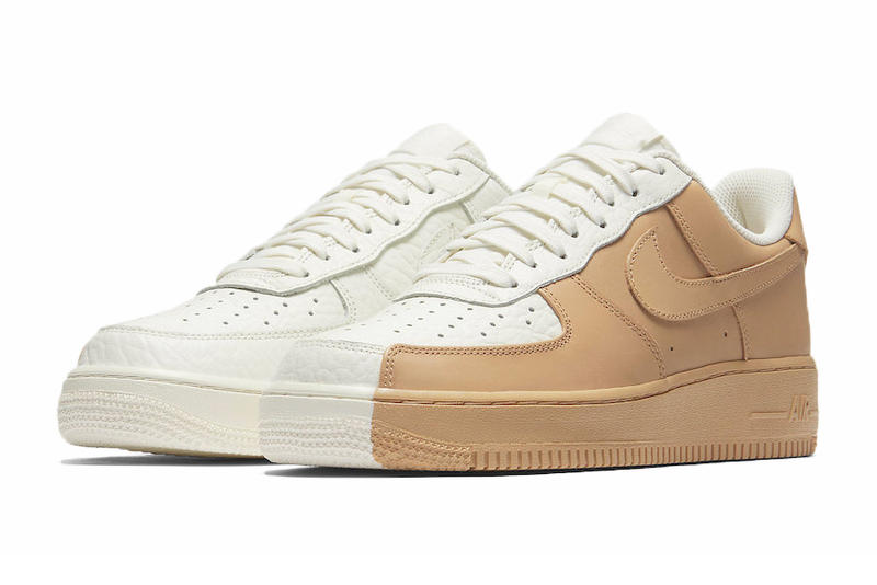 Nike Air Force 1 Low「Split」全新白棕配色