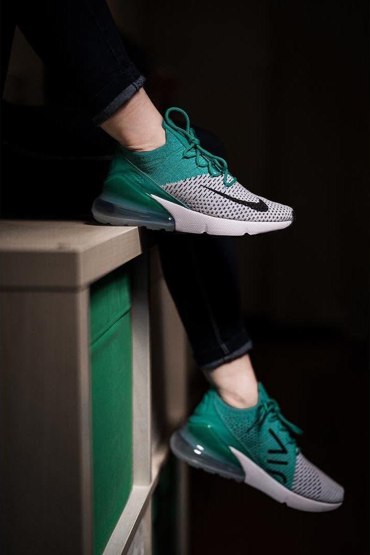 搶先預覽 Nike 全新鞋款 Air Max 270 Flyknit