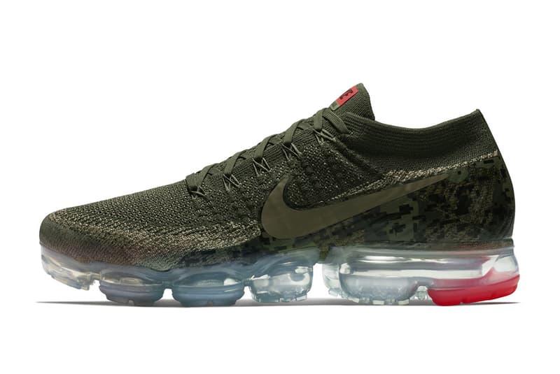 搶先預覽 Nike Air VaporMax 全新「Digi Camo」配色
