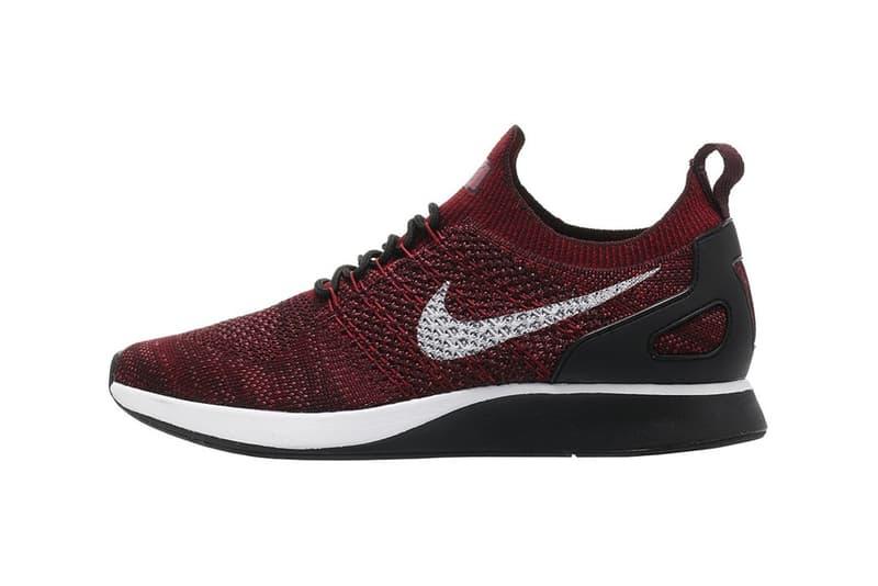 Nike Air Zoom Mariah Flyknit 全新配色设计「Deep Burgundy」