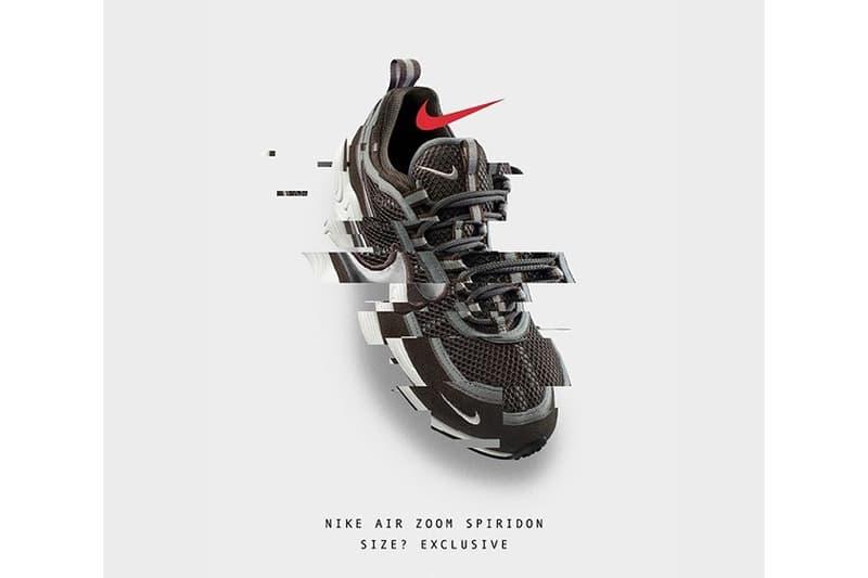 搶先預覽 Nike Air Zoom Spiridon size? 獨佔配色