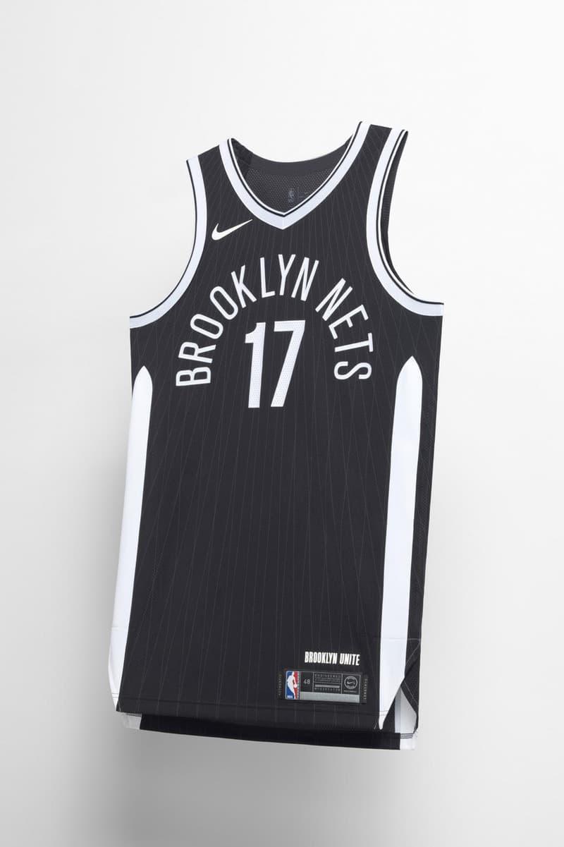 Nike 正式發表 NBA 全新「城市版」球衣