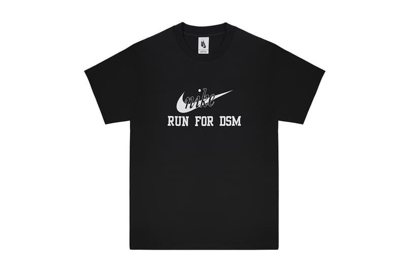 Dover Street Market x NikeLab 復古 T-Shirt 改造企劃再度上架!
