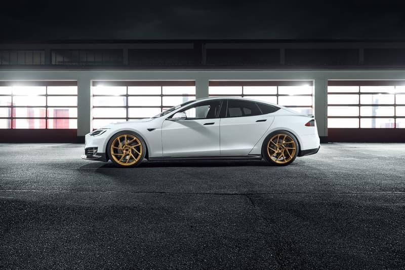NOVITEC 製作 Tesla Model S 全新客製配件登場
