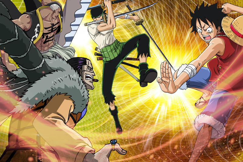 《One Piece Bounty Rush》全新手機遊戲快將登場