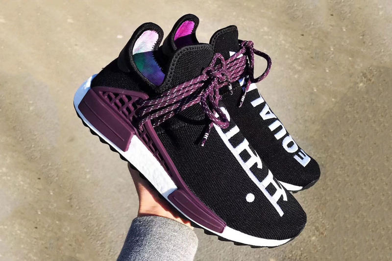 Pharrell x adidas Originals NMD Hu Trail 最新實物諜照流出