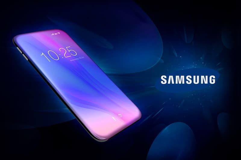 突破極限?Samsung 新專利擷示真・無邊框手機正在研發當中