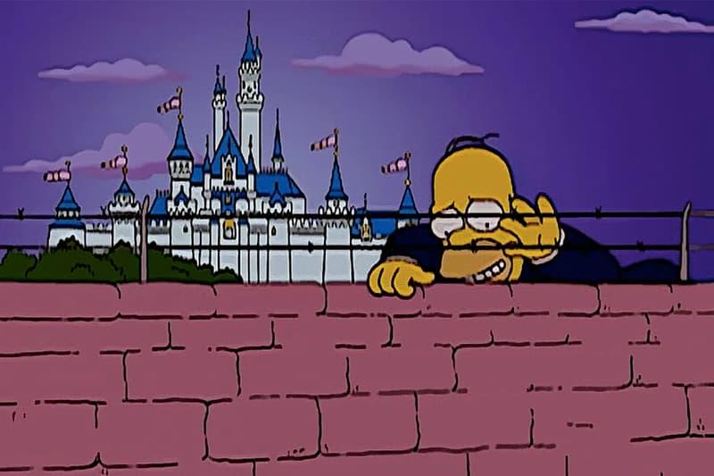 神奇預知能力-《The Simpsons》在 19 年前已預測 Disney 會收購 21st Century Fox