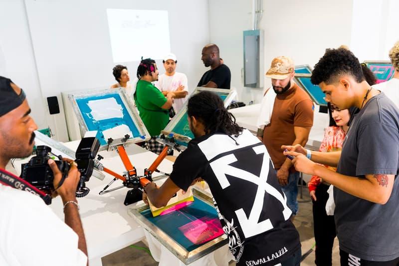 Art Basel Miami 2017:Social Studies Workshop 潮流創作活動回顧