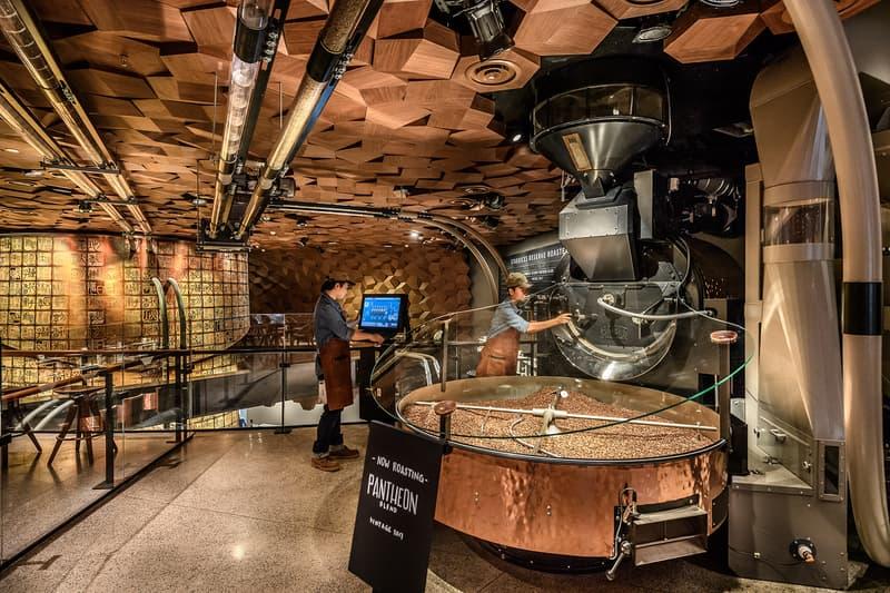 走進 Starbucks 首家海外甄選烘培工坊