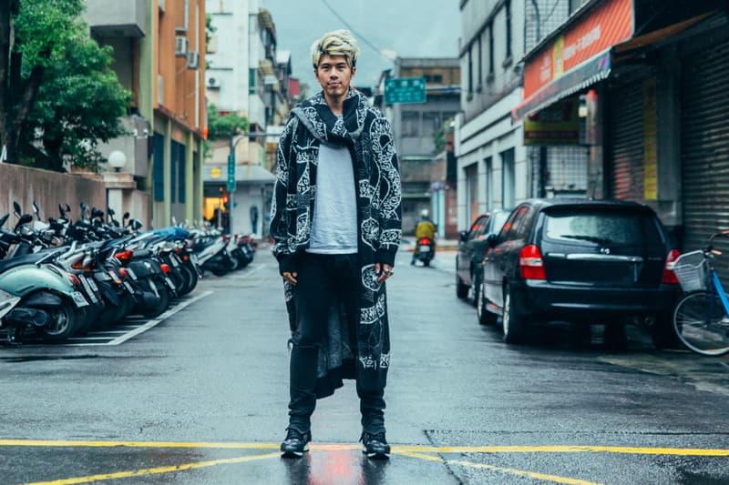 Streetsnaps: 台灣時裝設計師 Daniel Wong