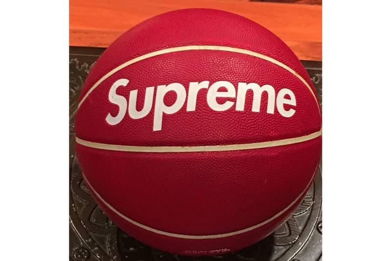 鬼罕の一枚 - 1996 年製的 Supreme x Spalding 籃球叫價 25,000 美元