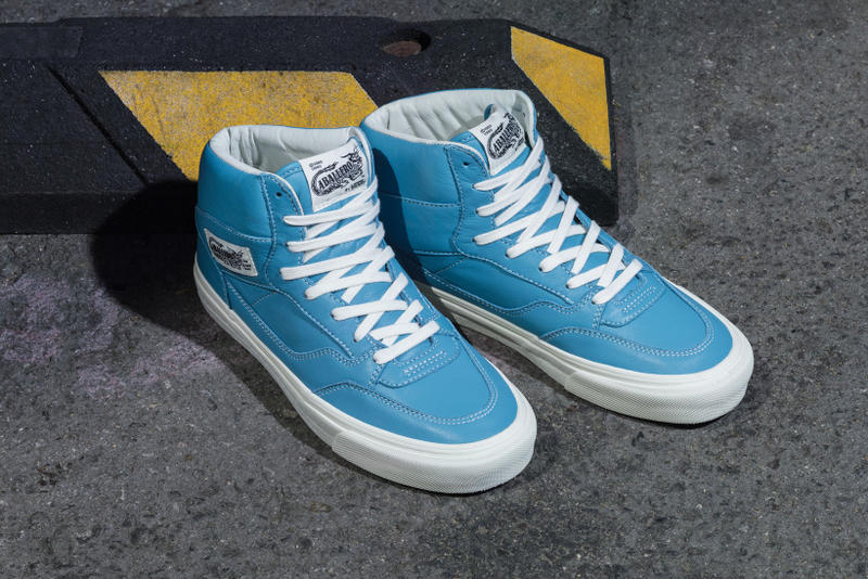 Vault by Vans 推出 Half Cab LX 25th Anniversary 紀念鞋款