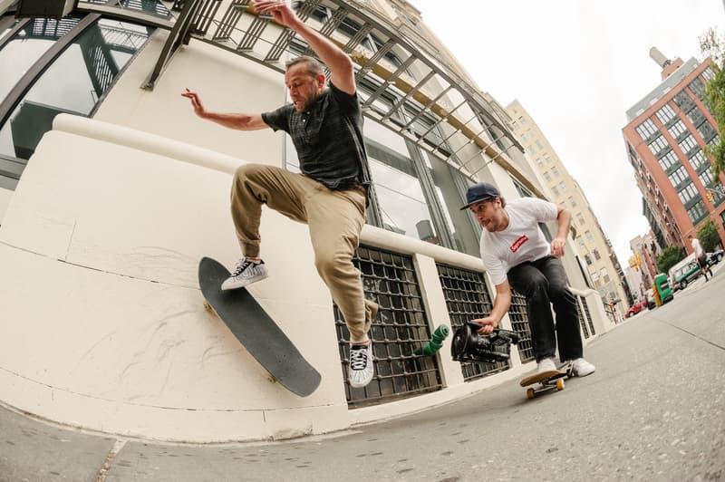 William Strobeck Supreme Skate Video