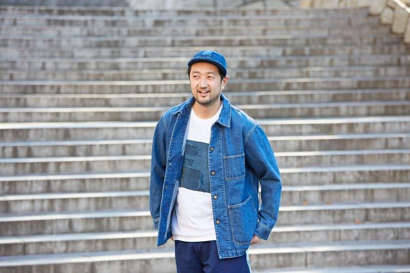 日本古布時尚品牌 KUON 發布 2018 秋冬系列